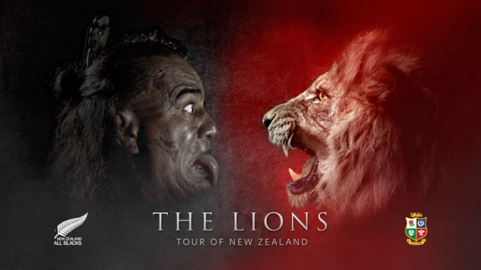 All Blacks v Lions